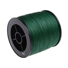 Green 500M 6LB-100LB Strong Japanese Sea pe Braided Fishing Line Spectra