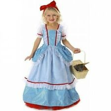 Wizard of Oz Deluxe Dorothy Girls' Child Halloween Costume. Delivery is Free