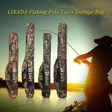 LIXADA Fishing Rod Carrier Storage Bag Pole Tools Case Organizer 130/150cm U8A5