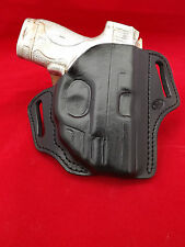 Custom Made S&W Shield w/ Crimson Trace Laser Guard Slide Holster