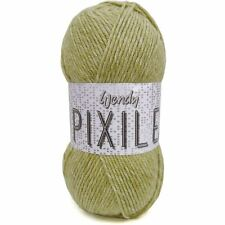 Wendy Different Colours Pixile DK Yarn 100 g Acrylic Knitting Needlecraft Craft