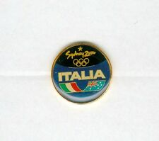 rare Olympic Games Sydney 2000 - NOC Italy Team pin - Rio 2016