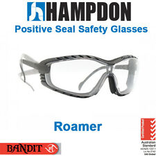 Positive Seal Safety Glasses - Roamer – Clear and Smoke Anti Fog Lens