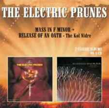 The Electric Prunes-Mass in F Minor/Release of an Oath - The (US IMPORT)  CD NEW
