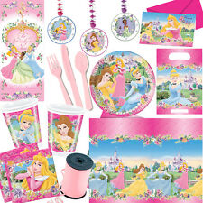 Disney Princess Party Supplies - FREE DELIVERY