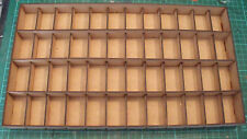 Warhammer storage trays - cases - ideal for wargames figures, troops and men
