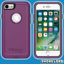 Genuine new OtterBox Commuter case cover for Apple iPhone 7 8 Tough Plum/Purple