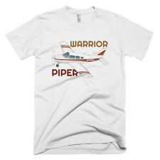 Piper Warrior Custom Airplane T-shirt - Personalized with N#