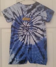 NEW Tye-Dye One-Piece Cotton Kids Bodysuits Made In USA