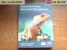 Studying Human Resource Management 2nd Edition By Stephen Taylor, Carol Woodhams