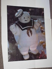 Ghostbusters Poster # 1 Movie Stay Puft Marshmallow Man