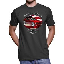 Dodge Charger SRT8 American Muscle Men's T-Shirt