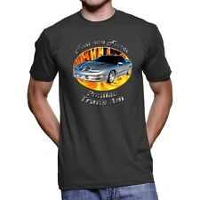 Pontiac Trans Am  Fast And Fierce Men's T-Shirt