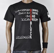 Black Scale The BLVCK SCVLE X ASAP Rocky Defined T-shirt in Black