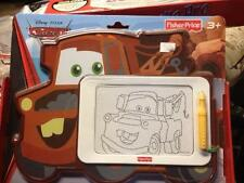 Fisher Price DOODLE PRO MATER from CARS Magnetic Travel Board Easy Erase