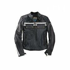 BMW Belstaff Leather Jacket Donington Men's black