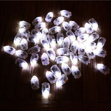 50pcs/lot LED Balloon Light Lamp for Paper Lantern Home Wedding Party Decoration