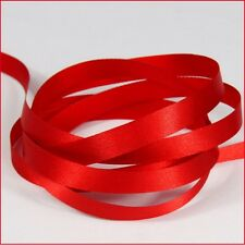 Mixed Colour Red Green Satin Ribbon Bundle 10mtrs 6mm 12mm 25mm Craft