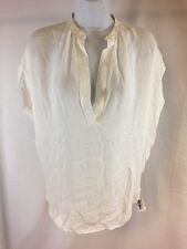 Vince Silk Blouse Size XS Classic Look