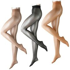 3 x Falke Ladies Classy transparent Pantyhose 40493 Silky smooth Tights
