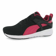 Puma Aril Blaze Trainers Womens Black/Pink Casual Fashion Sneakers Shoes