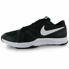 Nike Air Epic Speed Training Shoes Mens Black/White Fitness Trainers Sneakers