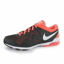 Nike Air Sculpt TR2 Training Shoes Womens Black/White/Mango Trainers Sneakers