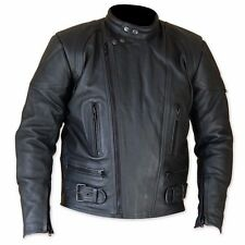 Men Motorcycle Racing Jacket Motorbike/Biker JACKET CE Armour Leather JACKET