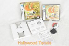 Pokemon: HeartGold Version with Pokewalker Nintendo DS Cartridge Has Flaw READ