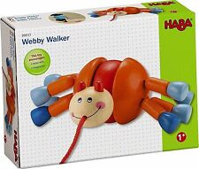 Webby Walker - Push & Pull Toy by Haba (300727)