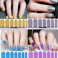 Nail Art Water Slide Stickers Transfers Decals Wraps DIY Nail Manicure