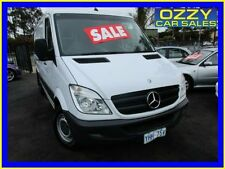 2010 Mercedes-Benz Sprinter 906 MY10 319 CDI MWB White Automatic 5sp A Van