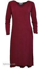 NWT  Pretty Angel Clothing HELEN DRESS IN Burgundy 13445BU