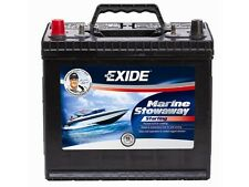 New Exide Marine Starting Battery MSST22 50Ah Ships to NZ Only