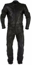 BLACK-RIDER LEATHER SUIT MOTORCYCLE LEATHER SUIT MOTORBIKE RACING JACKET PANT