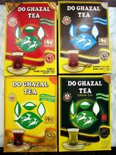 Do Ghazal Tea - Pure Ceylon, Earl Grey & Cardamom Tea  500gm Loose Leaf