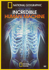 National Geographic: The Incredible Human Machine DVD