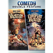 National Lampoon's Vacation / National Lampoon's European Vacation Brand New!