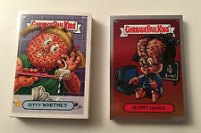 2003 Garbage Pail Kids All New Series 1 (ANS1) Base Cards - 32ab-40ab & Silver