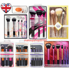2017 Real Techniques Makeup Brush Core Collection/Travel Essentials/Starter Kit