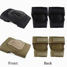 Outdoor Sport Protective Gear Knee pads Airsoft Tactical Military Knee Pad Guard