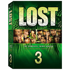 Lost - The Complete Third Season (DVD, 2007, 7-Disc Set, The Unexplored Experien