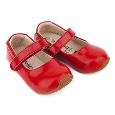 NEW KIDS Mary-Jane Shoes Patent Red. Sizes EU20 to 30. SKEANIE