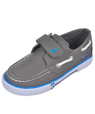 "Nautica Boys' ""Little River 2"" Boat Shoes (Toddler Sizes 5 - 12)"