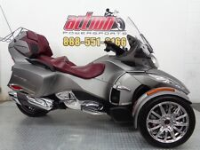 Can-Am: Spyder RT Limited