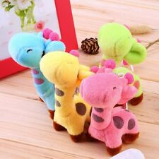 Lovely Cute Kids Child Giraffe Gift Soft Plush Toy Baby Stuffed Animal Doll SA