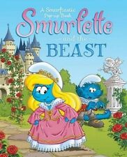Smurfette and the Beast: A Smurftastic Pop-Up Book (Smurfs Classic) by Peyo