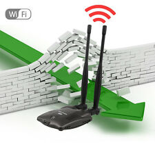 New 3000mW Power N9100 Wireless USB Wifi Adapter For Ralink 3070 Chipset lot DP