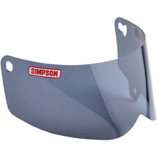 Simpson Helmets 89101MC Replacement Helmet Shield Fits Outlaw Bandit Snell 2015