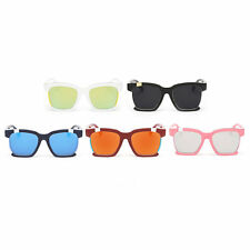 Classic Vintage PC Frame Colorful Lens UV400 Sunglasses Fashion Eyewear F5
